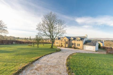 6 bedroom detached house for sale - The Farmhouse, Roseview, Leadburn, West Linton, EH46 7BE