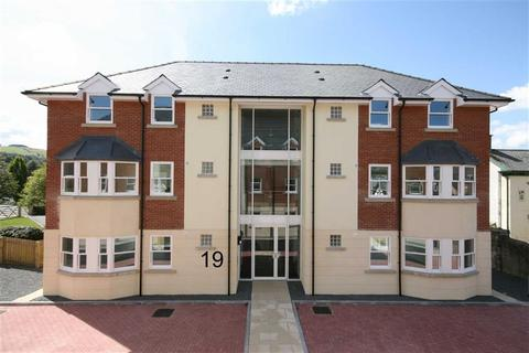 1 bedroom flat for sale - 19, Valentine Court, Llanidloes, Powys, SY18