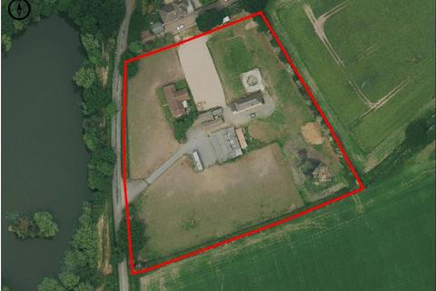 Plot for sale - Kirkby Mallory, Leicester. LE9