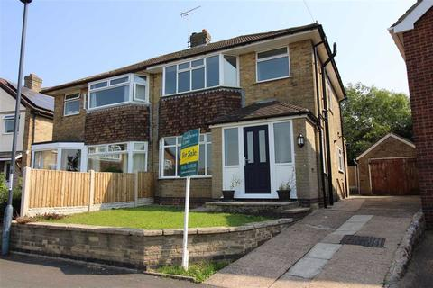 3 bedroom semi-detached house for sale - Curzon Close, Allestree, Derby