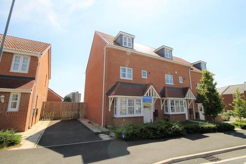 4 bedroom end of terrace house for sale - George Stephenson Boulevard, Stockton-On-Tees