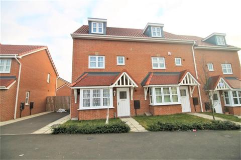 4 bedroom end of terrace house for sale - George Stephenson Boulevard, Stockton-On-Tees