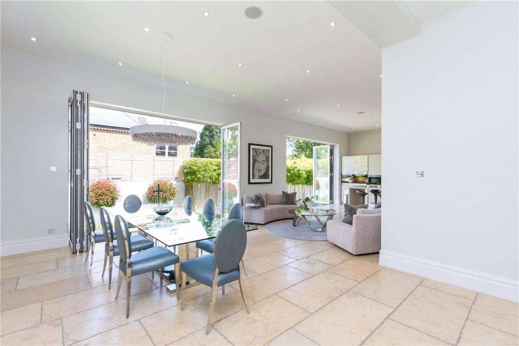 6 Bedrooms Detached House for sale in Patten Road, London, SW18
