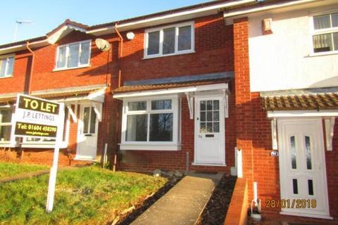 2 bedroom terraced house to rent - East Hunsbury, NN4