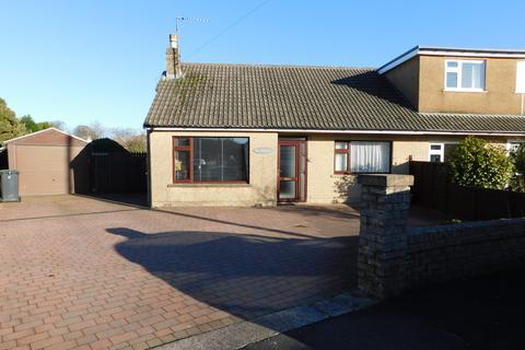 4 bedroom semi-detached bungalow for sale - Windsor Crescent, Ulverston, Cumbria, LA12 9NP