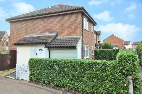 1 bedroom semi-detached house for sale - Burton Place, Chelmsford, Essex, CM2
