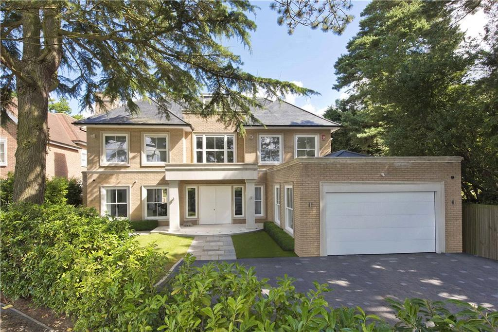 6 Bedrooms Detached House for sale in Pony Chase, Cobham, Surrey, KT11