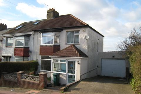 2 bedroom semi-detached house to rent - Canfield Road, Brighton BN2