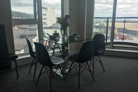 2 bedroom flat to rent - Meridian Tower, Trawler Road, Maritime Quarter