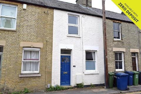 2 bedroom terraced house to rent - York Street, Cambridge