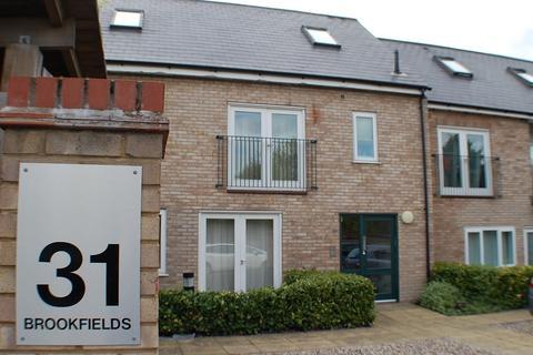 Studio to rent - Brookfields, Cambridge