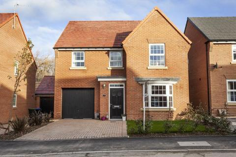 4 bedroom detached house for sale - Kinghorne Road, Barnard Castle, County Durham