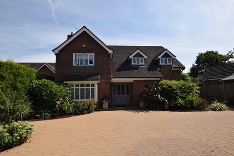 4 bedroom detached house for sale - Whitefields Road, Solihull