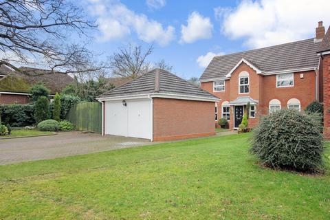 4 bedroom detached house for sale - Chilwell Close, Hillfield