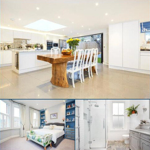 4 bedroom end of terrace house for sale - Galesbury Road, Wandsworth, London, SW18