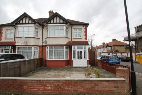 4 bedroom end of terrace house to rent - Latymer Road, N9