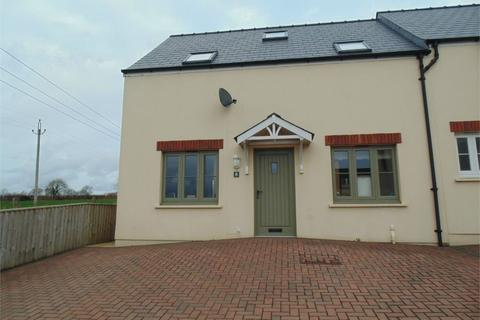 2 bedroom end of terrace house for sale - Boot and Shoe Close, Crundale, Haverfordwest, Pembrokeshire