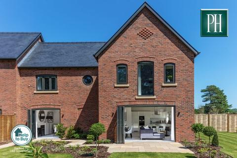 4 bedroom semi-detached house for sale - The Highgrove, Somerford Booths Hall