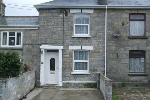2 bedroom terraced house to rent - Two bedroomed mid terraced house.  Lounge/Diner, Kitchen, Downstairs Bathroom, Oil Heating, Parking, Garden.
