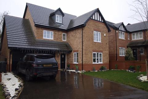 5 bedroom detached house for sale - Britannia Road, Cuddington, CW8 2FR