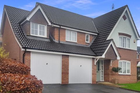 5 bedroom detached house for sale - Loggerheads, Market Drayton