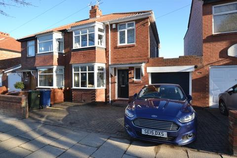 3 bedroom semi-detached house for sale - Cleveland Gardens, Newcastle Upon Tyne