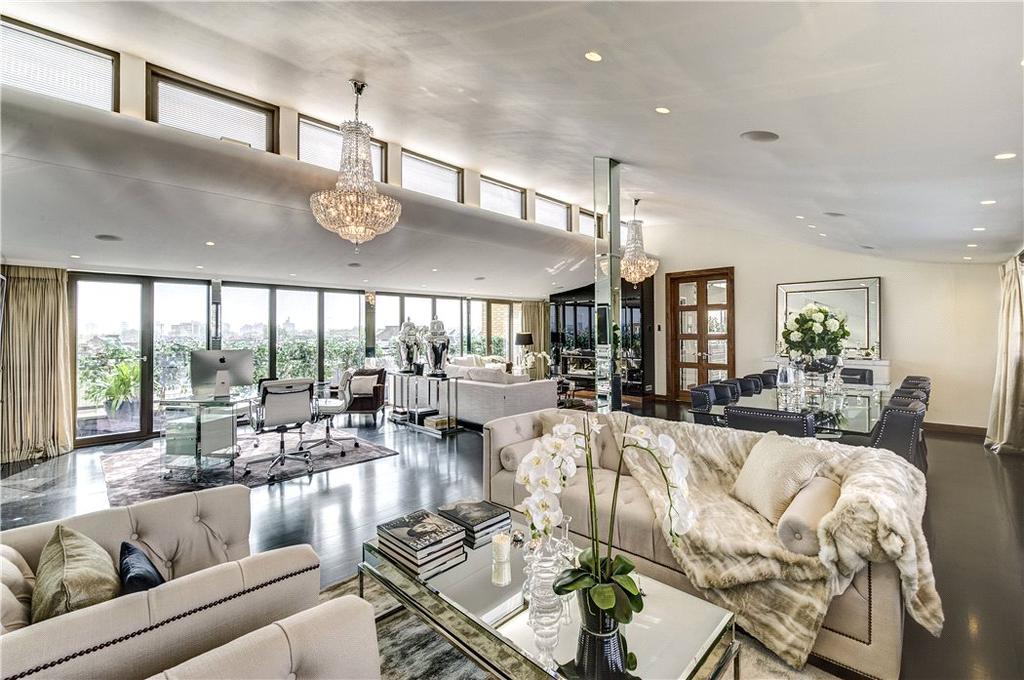 3 Bedrooms House for sale in Petersham House, 12-23 Harrington Road, South Kensington, London, SW7