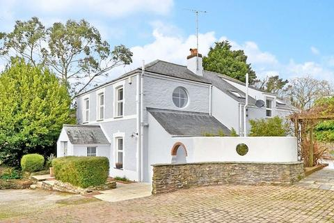 5 Bedroom Detached House For Sale Moresk Road Truro Minutes From City Centre
