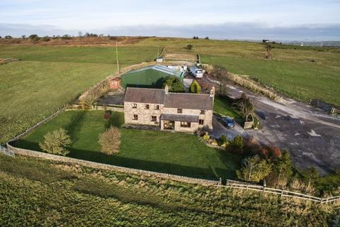 4 bedroom farm house for sale - Cabbage Hall Farm, Cauldon