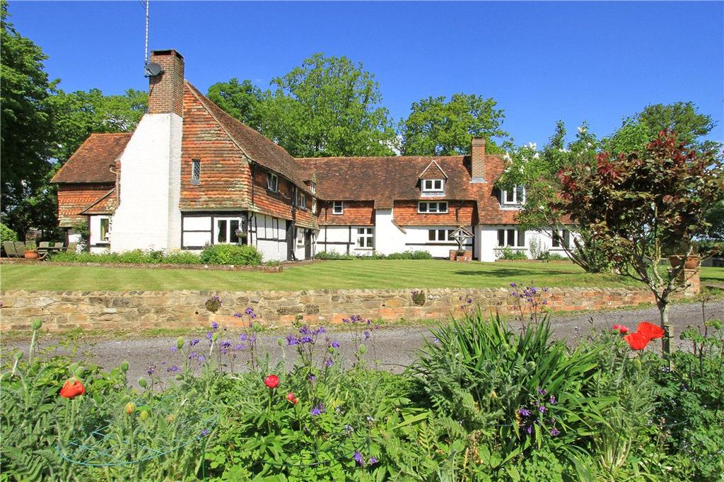 7 Bedrooms Farm House Character Property for sale in Fisher Lane, Chiddingfold, Godalming, Surrey, GU8
