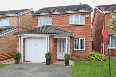 3 bedroom house for sale - Rigby Close, Beverley