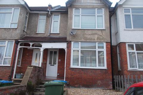 5 bedroom terraced house to rent - Tennyson Road