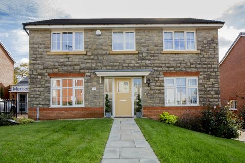 4 bedroom detached house for sale - Pastures Green, Cwmbran