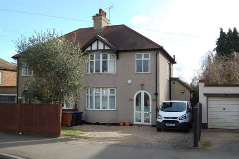 3 bedroom semi-detached house for sale - Wellingborough Road, Abington, Northampton NN3 3JA
