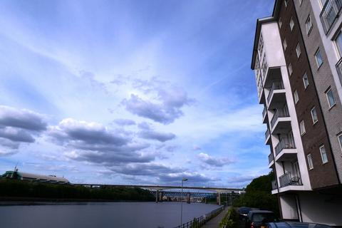 2 bedroom penthouse to rent - Tynemouth Pass, The Staiths