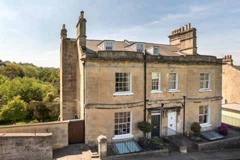5 bedroom terraced house for sale - Macaulay Buildings, Widcombe, Bath, BA2