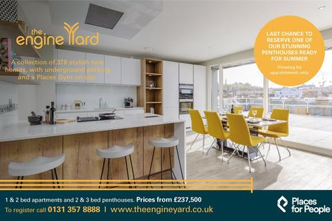 2 bedroom penthouse for sale - Plot 147, The Engine Yard, Edinburgh