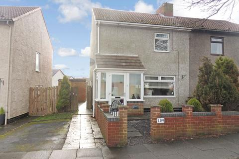 3 bedroom semi-detached house for sale - Killingworth Avenue, Backworth, Newcastle upon Tyne, Tyne and Wear, NE27 0AY