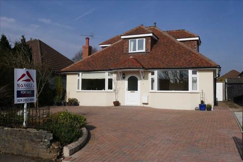 5 bedroom bungalow for sale - Tyn y Parc Road, Rhiwbina, Cardiff