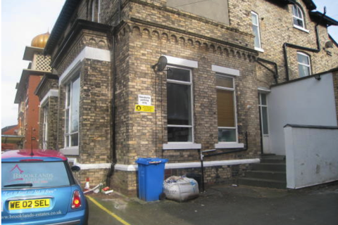 Studio to rent - Upper Chorlton Road, manchester M16