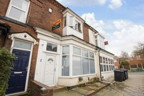 7 bedroom terraced house to rent - Exeter Road, Selly Oak