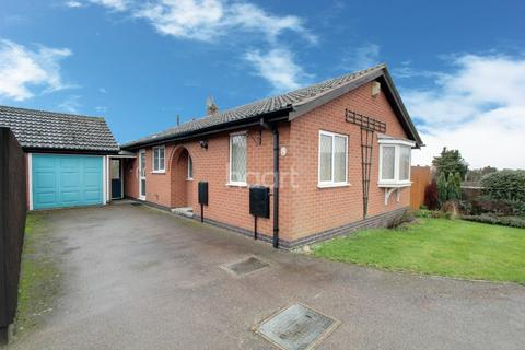 2 bedroom bungalow for sale - Edenhall Close, Oadby
