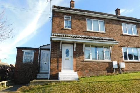 2 bedroom semi-detached house for sale - LINDEN ROAD, WEST CORNFORTH, SEDGEFIELD DISTRICT
