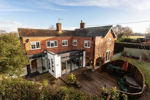 4 bedroom detached house for sale - Greenbank, Audlem Road, Hankelow