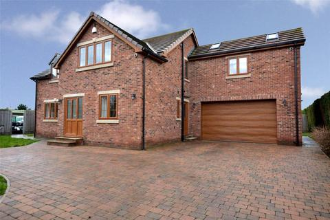 4 bedroom detached house for sale - Castle Gate Lodge, Castle Gate, Patrick Green, Ouzlewell Green, Leeds