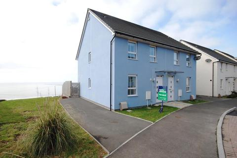 3 bedroom semi-detached house for sale - Crompton Way, Ogmore By Sea, Vale of Glamorgan, CF32 0QF