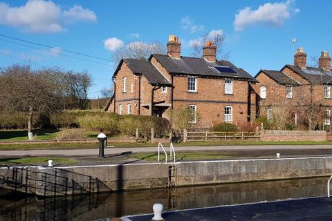 3 bedroom cottage for sale - Dutton Locks, Acton Bridge