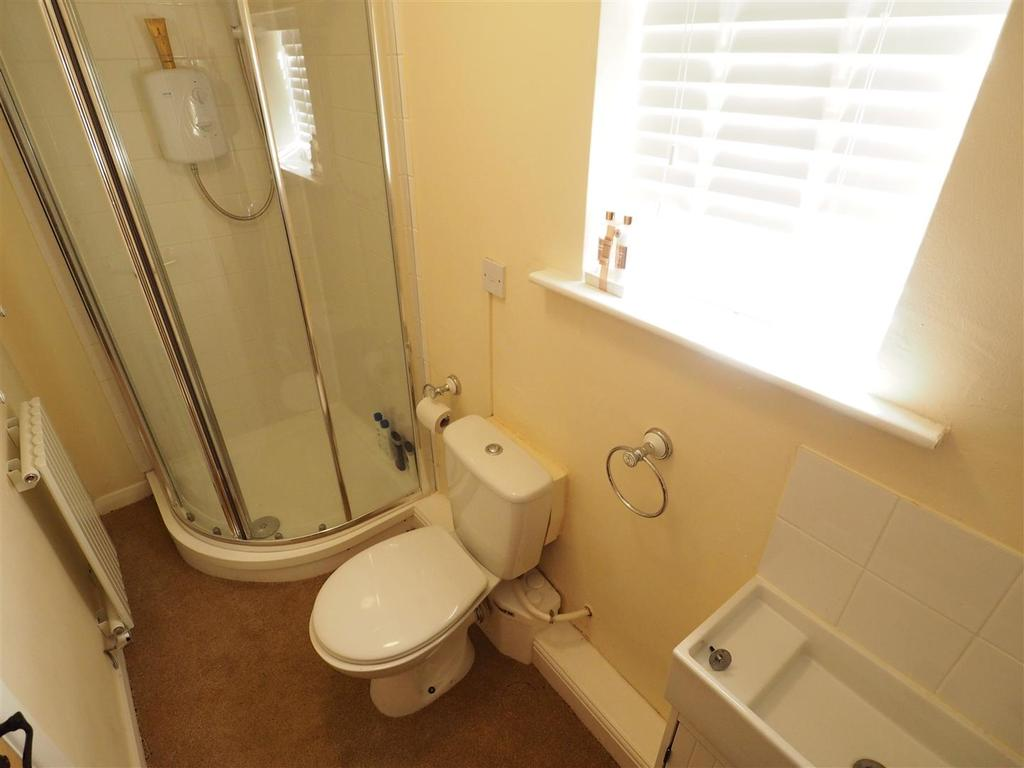 Ground Floor Shower Room 404