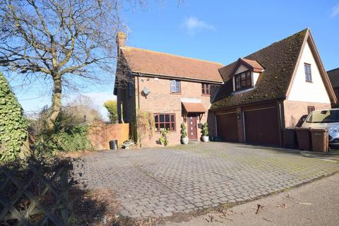4 bedroom detached house for sale - Beauchamps Close, Chelmsford, CM1 6ZP