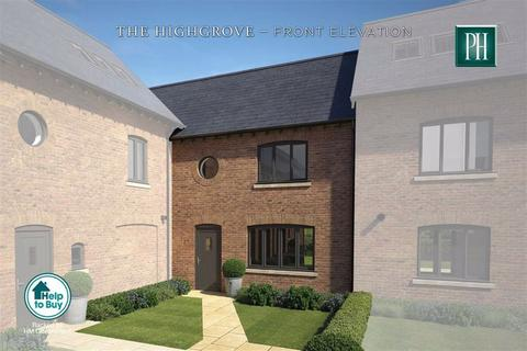 4 bedroom townhouse for sale - Somerford Booths Hall, Hall Green Lane, Congleton